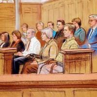 Суды присяжных заседателей появятся в районных судах с 1 июля 2018 года