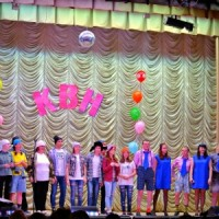 28 апреля состоялась IV районная игра КВН