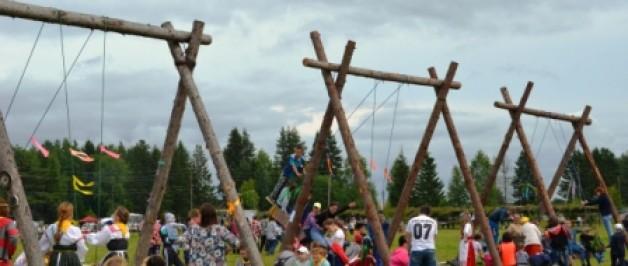 В Юрле состоялся пятый фестиваль народной музыкальной культуры народов Прикамья «Русский остров»