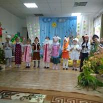 Творческий проект «Театр – территория детства»