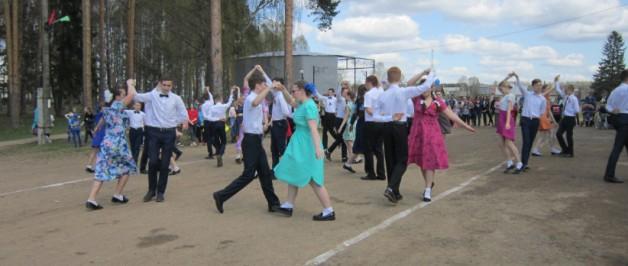 В мае месяце в районе прошли мероприятия, посвященные 74-й годовщине Победы в Великой Отечественной войне