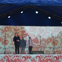 13 июля прошел уже VII открытый краевой фестиваль «Русский остров»