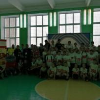 14 ноября на базе 12 школы — сад города Кудымкара прошел Фестиваль ВФСК ГТО среди лиц с ограниченными возможностями здоровья и инвалидностью