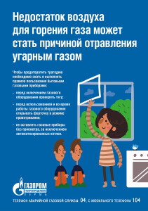 Плакаты ВДГО для ГРО-1